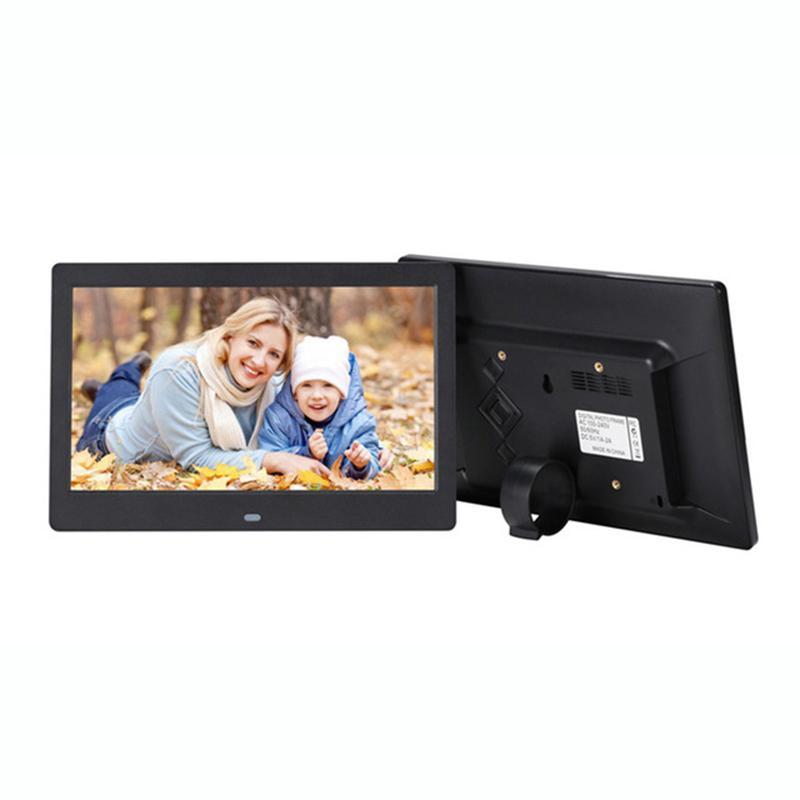 10 بوصة إطار الصورة الرقمية مع شركة دي إتش إل الشحن مجانا عالية الدقة DPF في الأوراق المالية