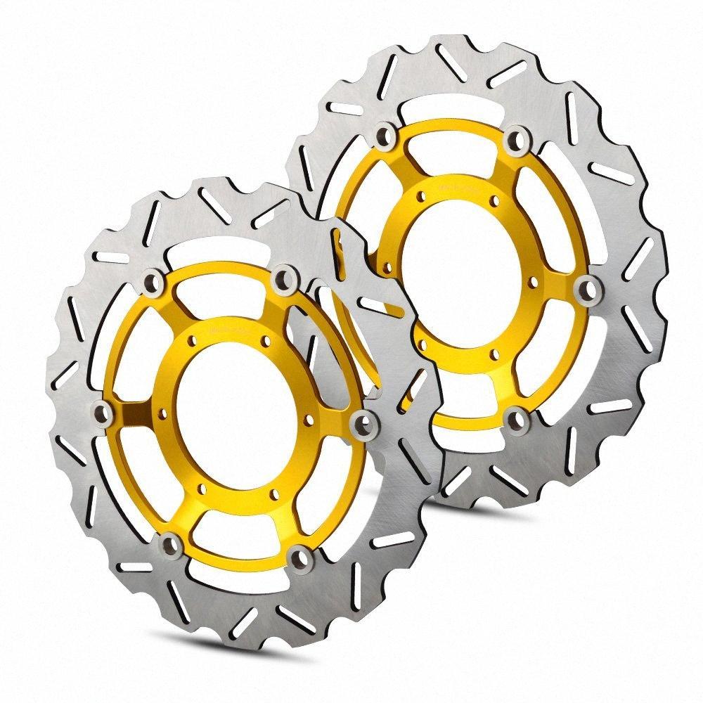 NICECNC freno anteriore a disco Per CBR600 F 2001-2007 CBR600 F SPORT 2001 2002 CB900 HORNET 2002 2003 2004 2005 2006 71A7 #