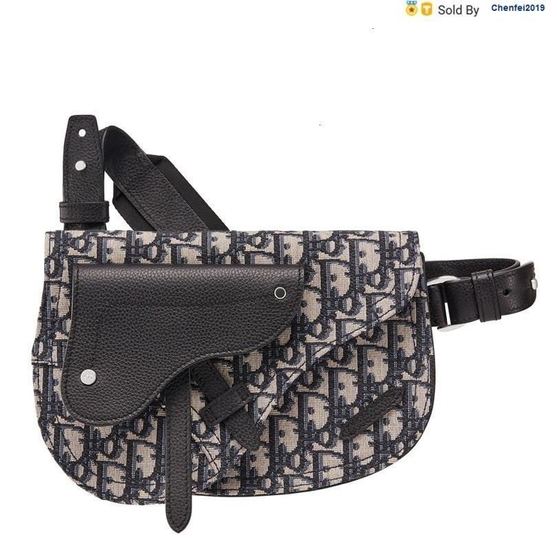 chenfei2019 WKFH Oblique Canvas Calf Leather Shoulder Bag 1adpo095yky_h28e Totes Handbags Shoulder Bags Backpacks Wallets Purse