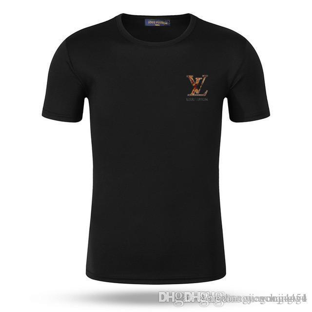 2020 Mode d'été vert Matcha Peach T-shirt rose Top Hommes Femmes Sport Coton T-shirt décontracté Tee c6LV