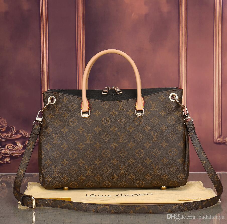 2020 Arten Handtasche Mode-Leder-Handtaschen-Frauen-Schulter-Beutel der Dame-Leather Handtaschen Geldbörse Portemonnaie