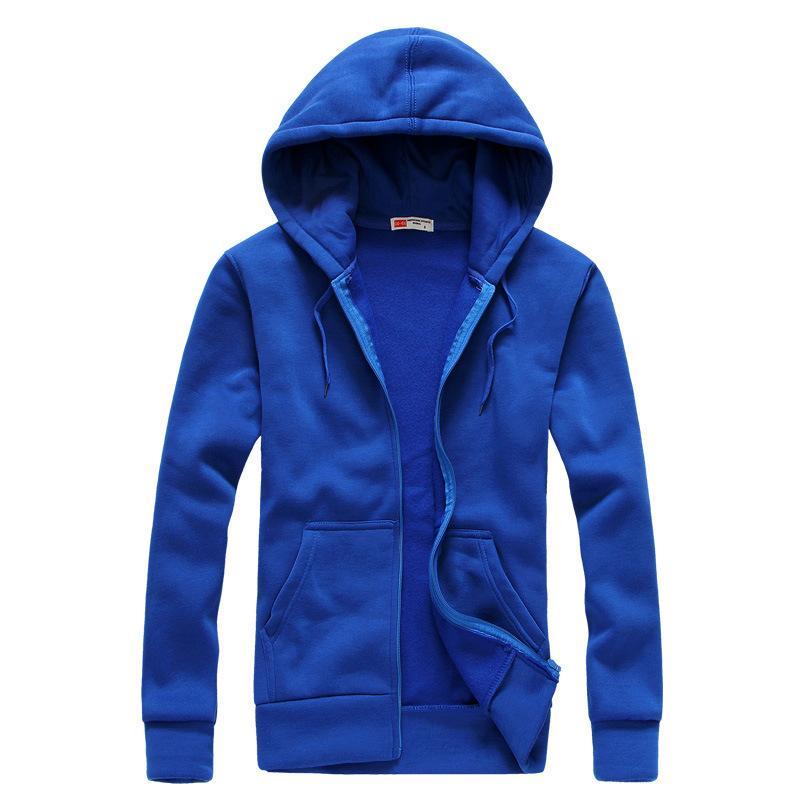 디자이너 자켓 남성용 폴로 후드 티와 스웨터 가을과 겨울 캐주얼 후드 스포츠 재킷 남자의 후드