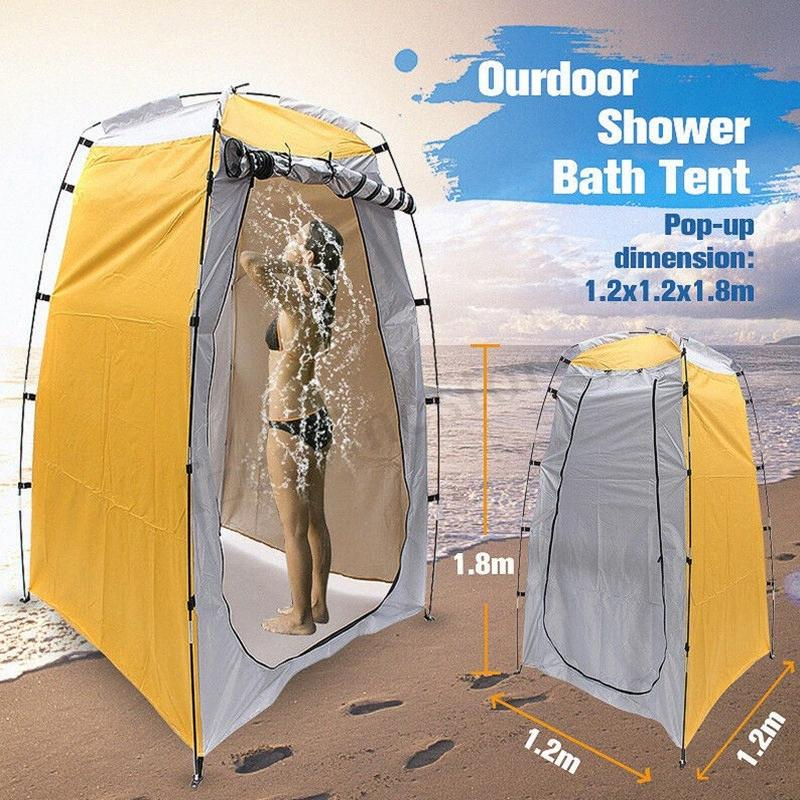 Newly Outdoor Changing Room Privacy Tent Instant Portable Outdoor Shower Tent Camp Toilet Rain Shelter psXN#