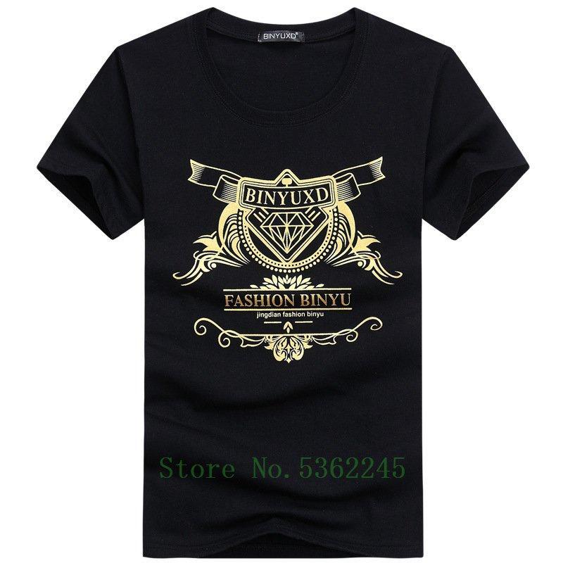 2019 neue Art und Weise der Männer-T-Shirt Marke Print-Qualitäts-Baumwollkleidung Männer-T-Shirt Kleidung Hip Hop T-Shirt Männer-T-Shirt Brief