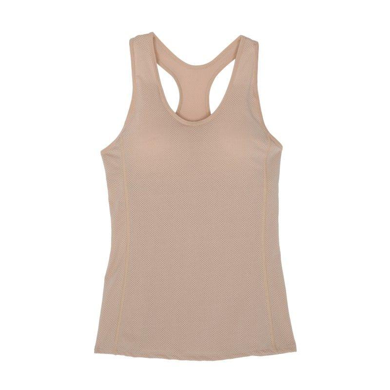 Cómodas del deporte de secado rápido de la ropa de noche de las mujeres de verano Deportes camisas yoga de la aptitud del chaleco acolchado camisetas sin mangas de la blusa estiramiento
