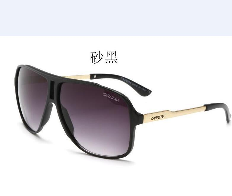 Luxus-Sonnenbrille UV400 Schutz 9102 Sport-Sonnenbrille Männer Frauen Unisex Summer Shade Brillen Outdoor Radsport-Glas 2358