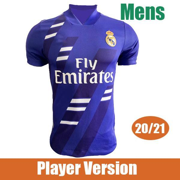 2020 Top Player Version Real Madrid Soccer Jerseys 2021 ...