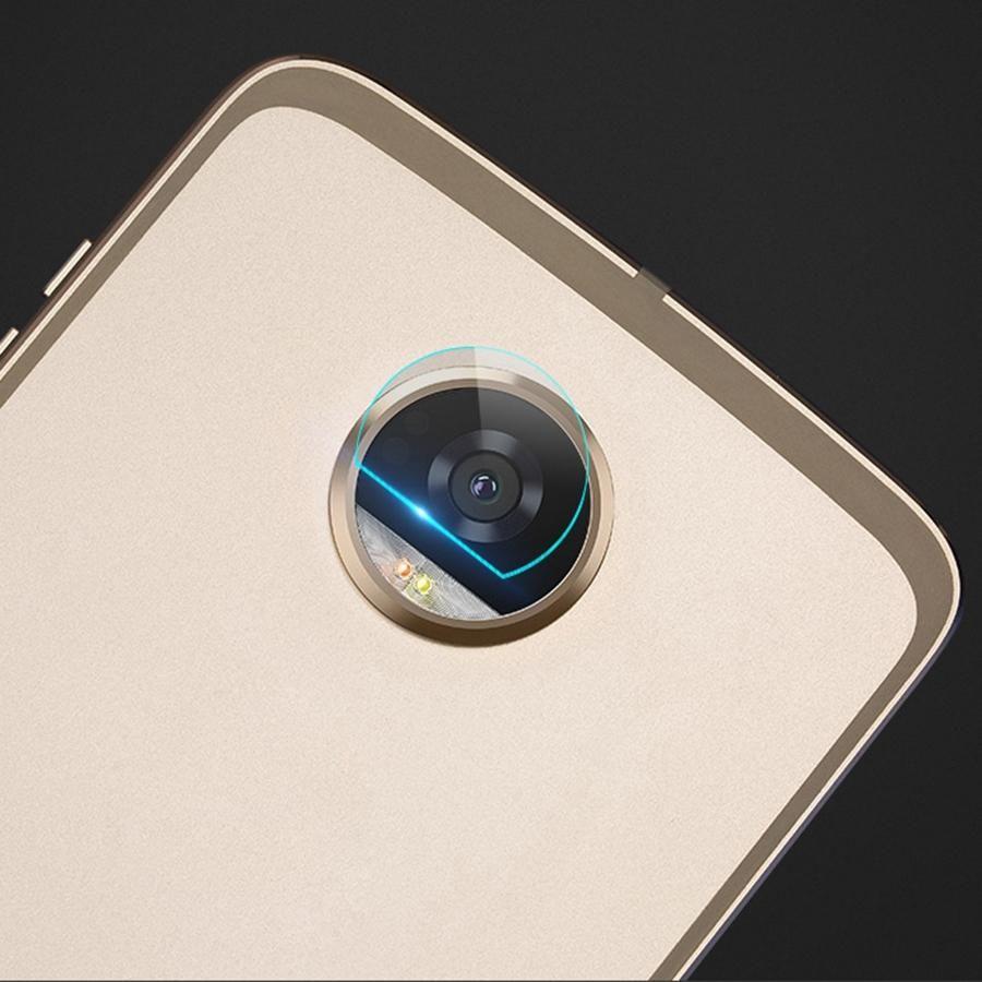0.2mm 9H 2.5D hintere Kamera-Objektiv-gehärtetes Glas Film für Motorola Moto G5
