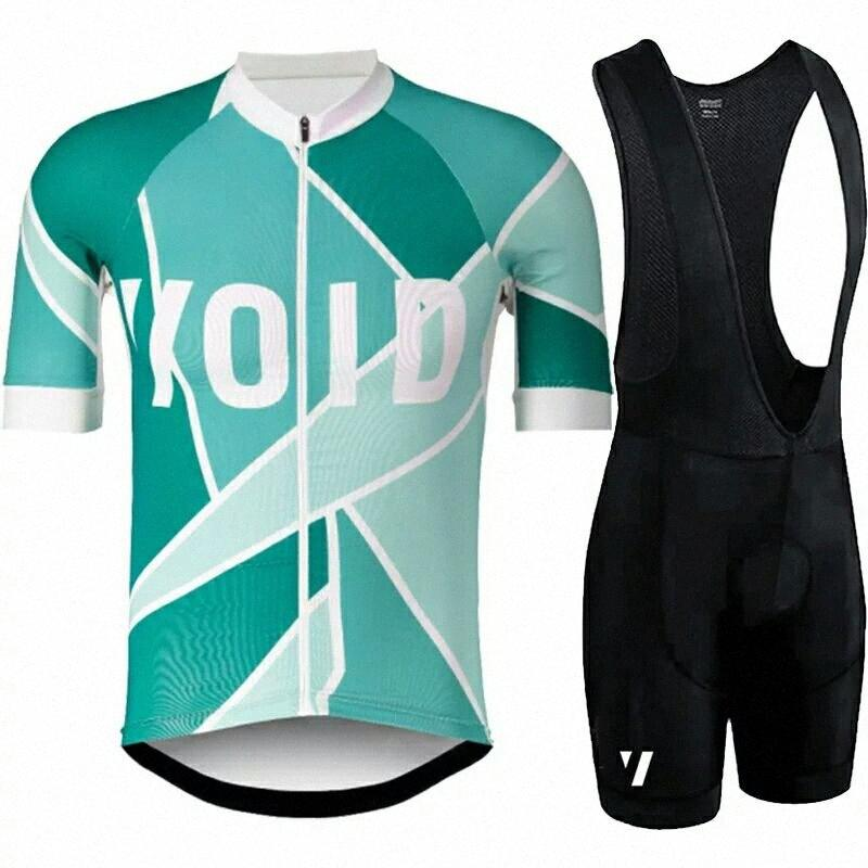 VOID 2019 Summer Quick-Dry Racing Bike Cycling Clothing Breathable Bicycle Clothes Men Cycling Jersey Bike Bib Shorts 9D pad 3Sbi#
