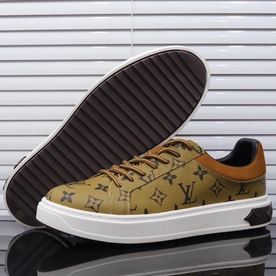 New11 zapatos deportivos salvajes zapatos casuales de la moda de los hombres cómodos del patrón de personalidad zapatos de los hombres de la caja embalaje original Zapatos HOMB