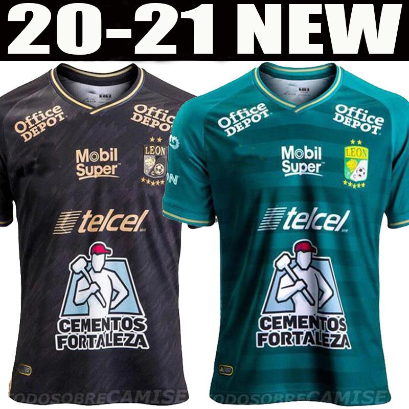 20 21 Liga MX CLUB LEON home soccer jersey 2020 2021 Mexican CLUB LEÓN away jersey Mexico camiseta de fútbol football shirt thailand quality