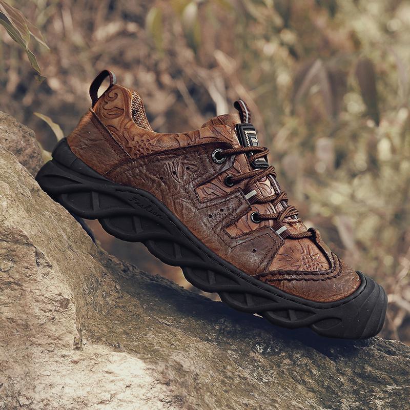 Erkekler Ayakkabı Moda oxfordlar Erkekler Rasgele Sürüş Ayakkabı ayakkabı On nefes sonbahar Yumuşak Flats Slip, bağcıklarını