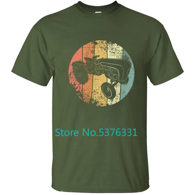 Divertido del tractor del camiseta ocasional de los hombres grandes de camiseta Para Hombres camiseta para hombre básica de la camiseta de cuello redondo sólido verano Homme Diseño Tops