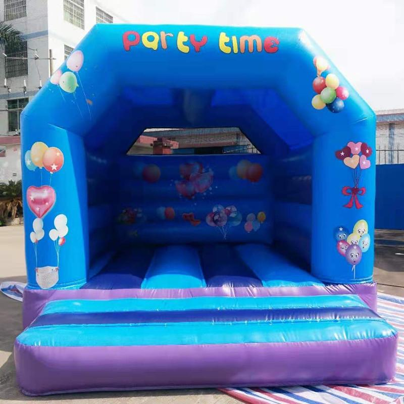 Free Shipping Children Inflatable Bouncer House Inflatable Bouncer Castle Jumping Castle Children Trampoline free a Blower