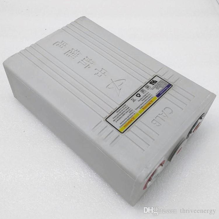 الأصلي CALB CA100 100AH LiFePO4 بطارية 3.2V بطارية ليثيوم قابلة للشحن بطارية ليثيوم أيون 12V 24V لRV / الطاقة الشمسية / طاقة التخزين / السلطة البنوك