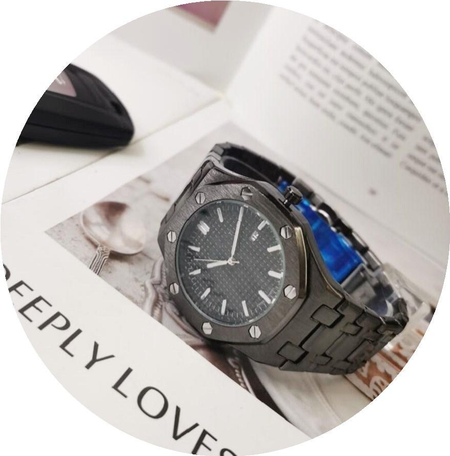 2020 Новый высокого качества роскоши Мужские часы Полнофункциональный Big Date Automatic Watch Men сапфировое стекло из нержавеющей стали мужские часы