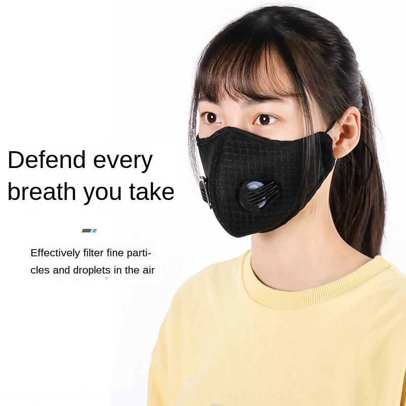 Cycling mask Außen anti-haze Laufen mit Einatmen von Staub Fahrrad Fahrradbandfilterelements Ventiltauchgewebenetz