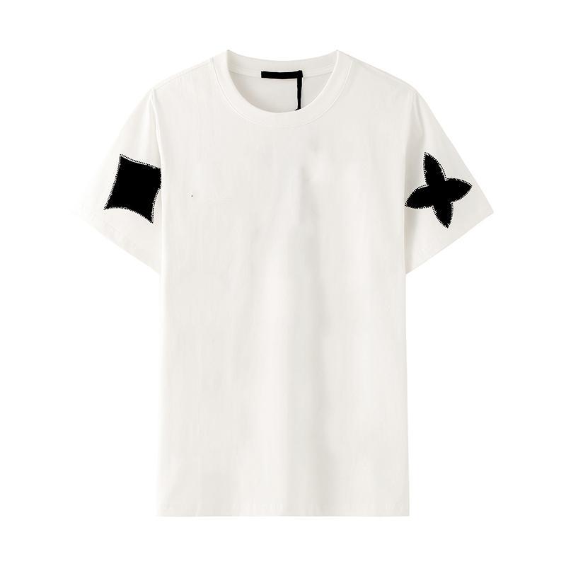 Designer Mens T-shirt 20FW nuovo arrivo di stampa T-shirt Moda Uomo Donna fresco comfort T con il disegno geometrico formato S-2XL