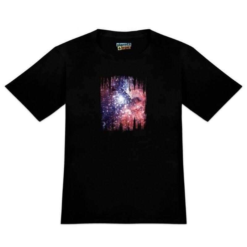 Nebelfleck-Raum-Galaxie-T-Shirt Neuheit