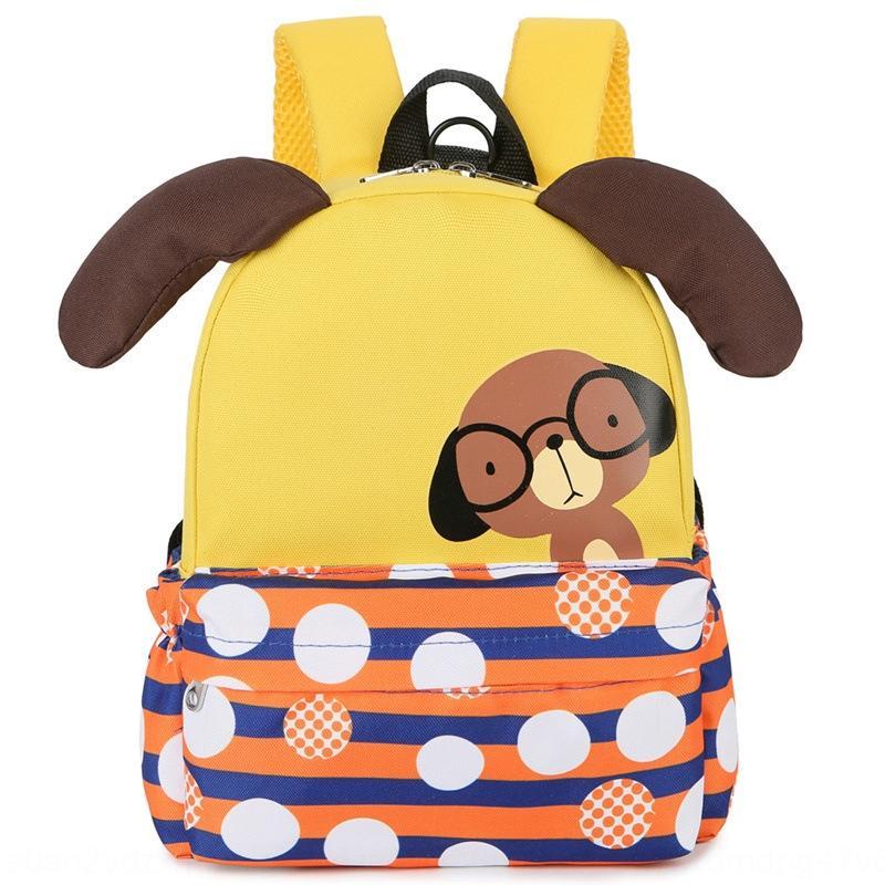 Детский мультфильм сумка рюкзак 2020 Новый милый детский школьный мужской и женской зрачки обременяет снижающих рюкзак