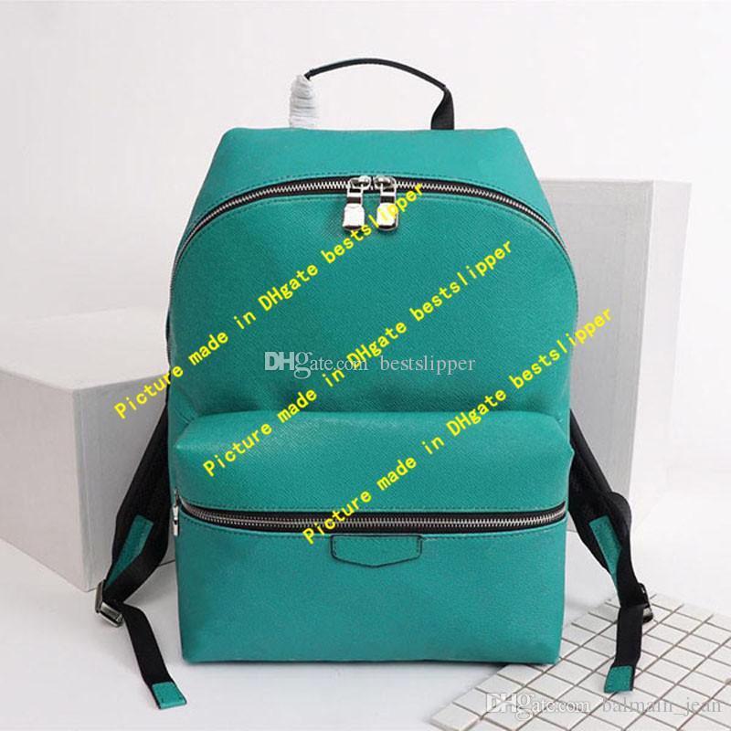 30227 Découverte Classic Wxkb Hommes M30227 PM Épaule En Cuir Sac à dos Mode Monograms Double Sacs Laptop Bookbag Étudiant Sac à dos BA Malx
