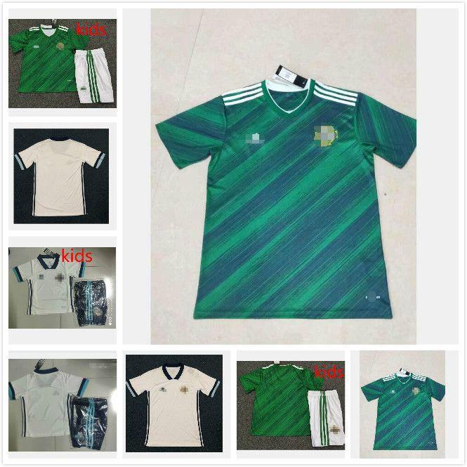 Enfant Thaïlande 2020 2021 2020 Jerseys de football Evans Lewis Kits enfants Kits de football maillot de pied