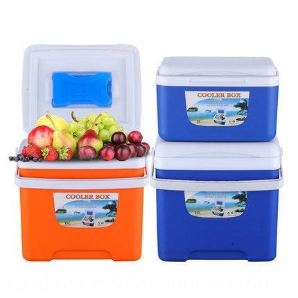 Buz boxcold zincir taze tutmak kutu, soğuk muhafaza kutusu ile cnbDo 15L litrelik ısı koruma inkübatörü inkübatör Buz yalıtım gıda yemek