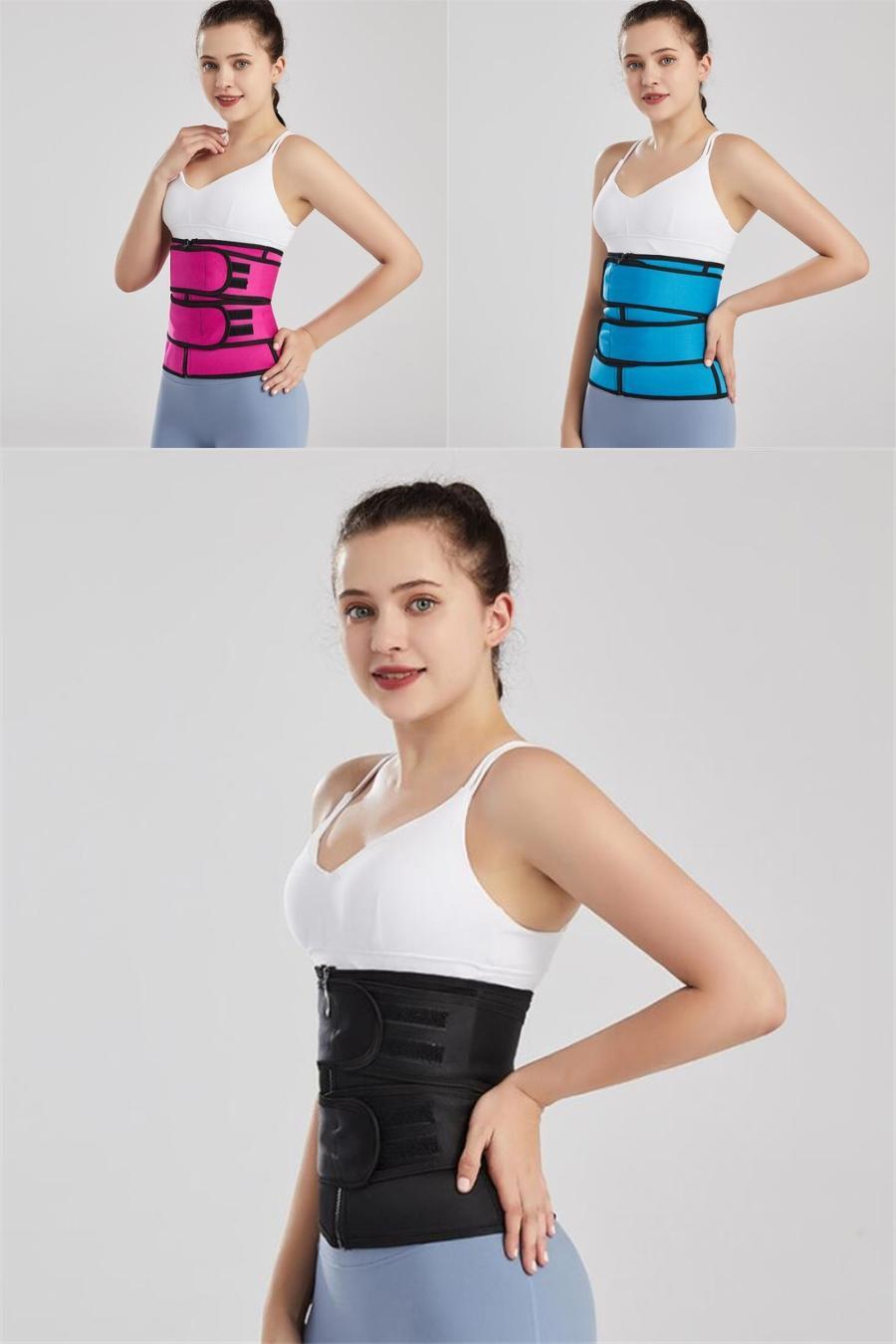 Femmes Ot Amincissant Shapers transparente Corset taille formateur Cincher amincissants Ot Body Shapers taille Ceintures # 694