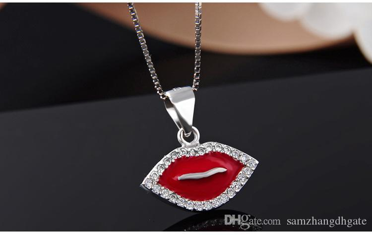 Mixed order top quality women's S925 sterling silver CZ pendants for necklace silver CZ necklace CZ silver pendant costume jewelry DDS0
