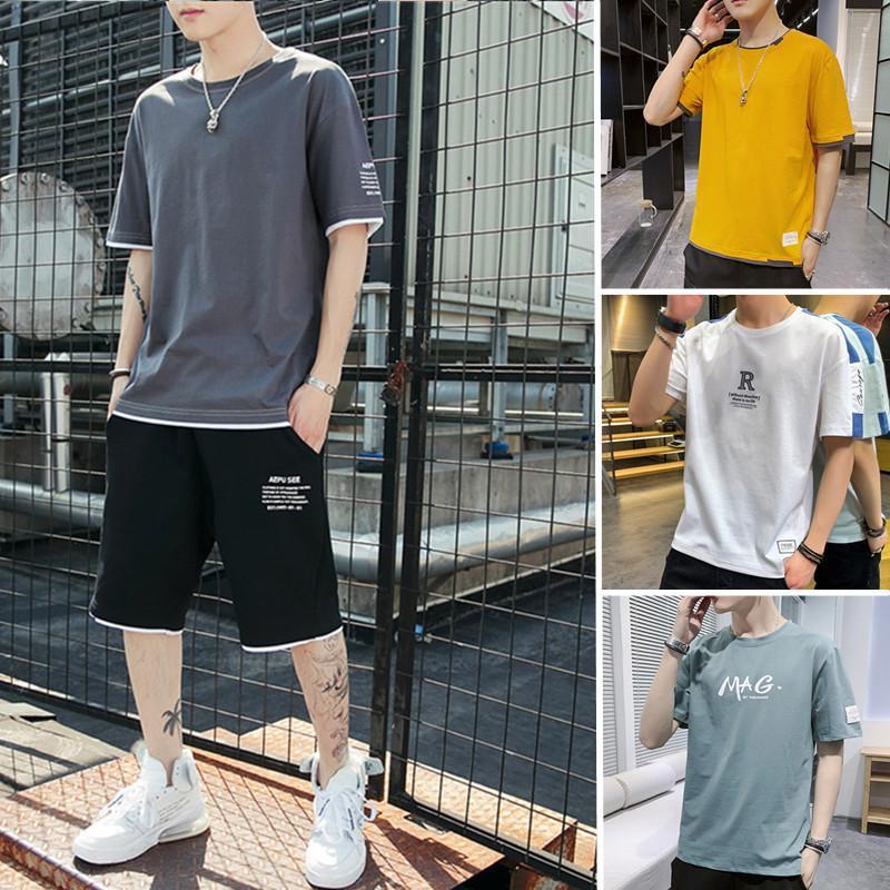 Para hombre de la moda del estilista camisetas del verano camiseta de alta calidad camiseta de Hip Hop de los hombres de manga corta camisetas JRG1717