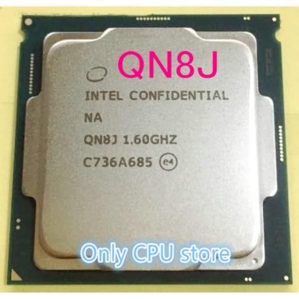 QN8J ES CPU INTEL I7 Engineering-Version von Intel Core i5 8400 I3 8100 1.6 Grafiken HD630 Arbeit auf LAG 1151 Z370 Motherboard
