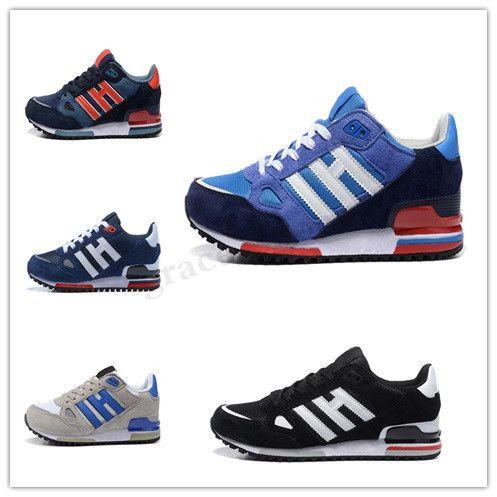 Adidas Originals ZX750 2019 Atacado EDITEX Originals ZX750 Sneakers zx 750 para homens e mulheres Athletic respirável Running Shoes frete grátis Tamanho 36-44 PP04