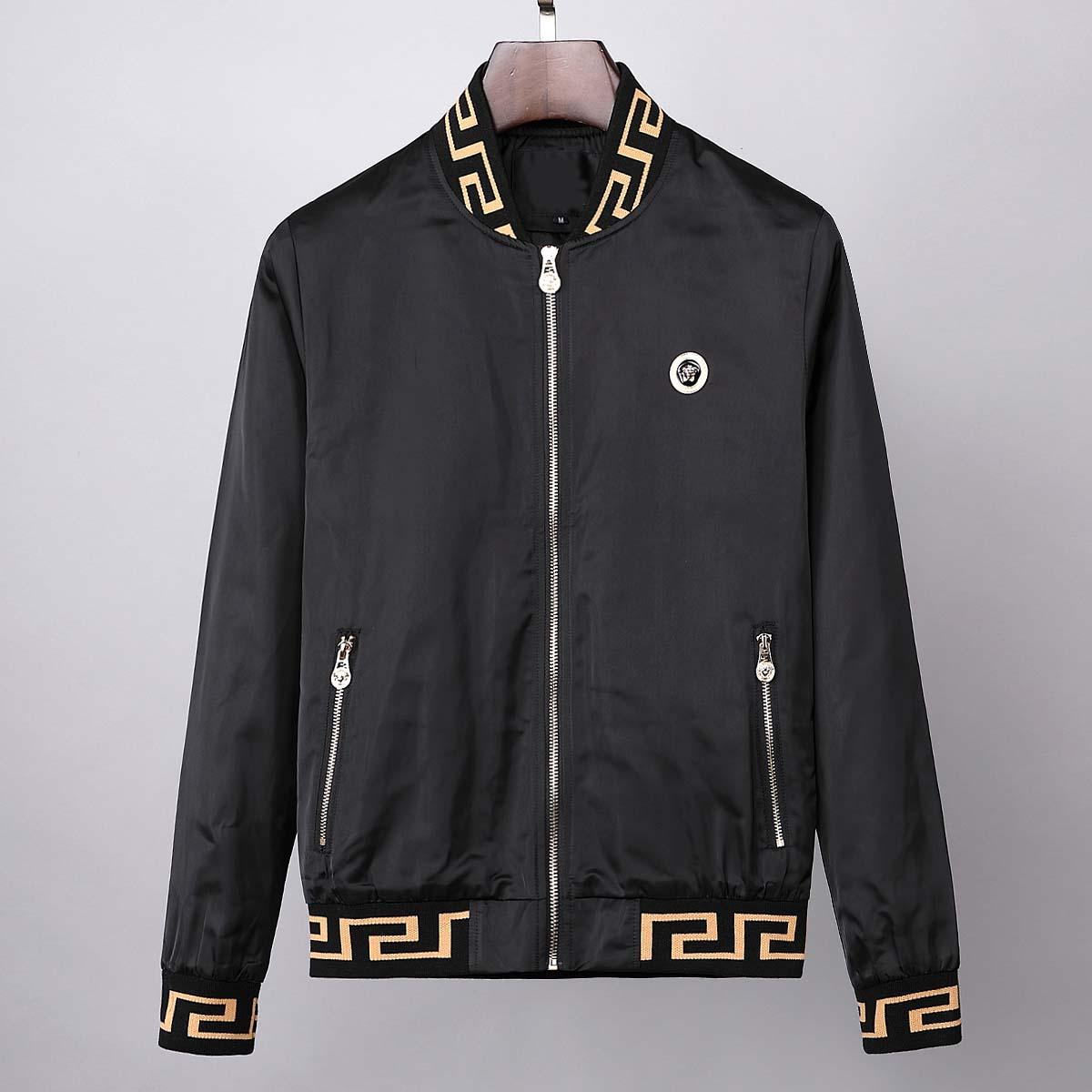 Men Women Designer Jacket Coat Luxury new Sweatshirt Hoodie Long Sleeve Autumn Sports Zipper Windcheater Mens Clothes Plus Size Hoodies 1983