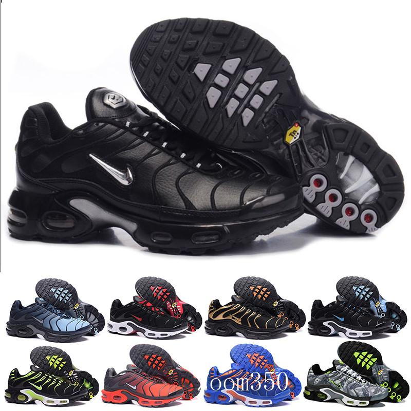 nike Tn plus air max airmax  19Men's TN casual shoes Comfortable Breathable Mesh PLUS Design Top Quality Women's TN casual shoes Size 45 NDF5W