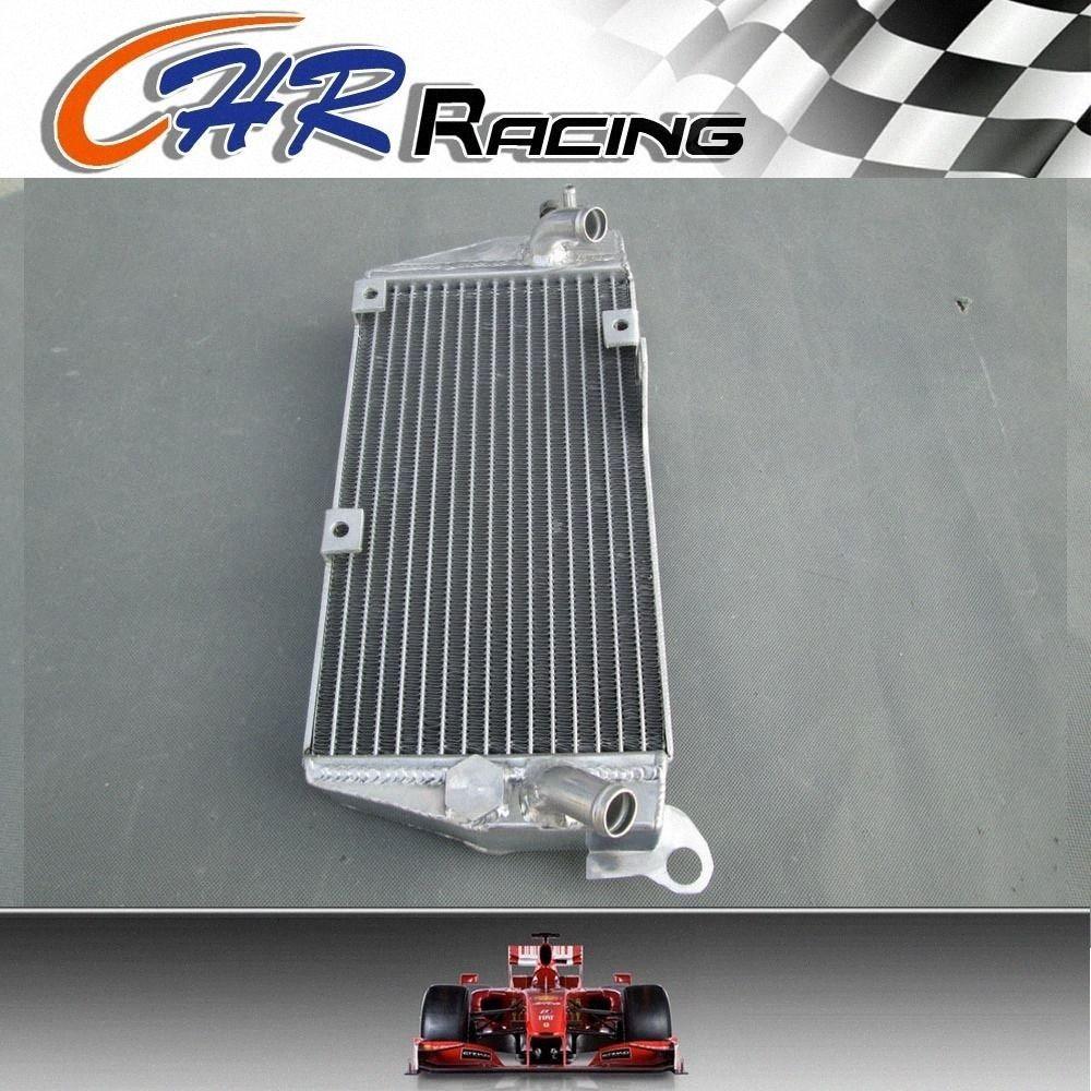 Полный алюминиевый радиатор для KLR 650 KLR650 1997-2007 2006 2005 2004 98 99 00 5bfo #