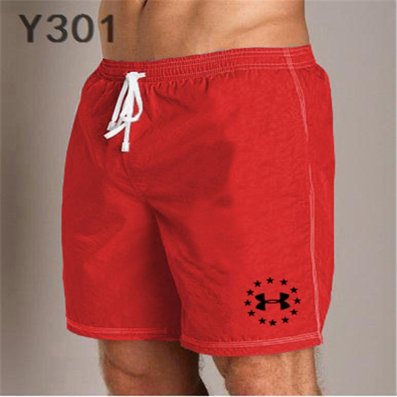 Erkek Tasarımcı Yaz Şort Pantolon Moda 6 Renkler Baskılı İpli Şort 2020 Rahat Lüks Sweatpants Altında Arm̴oiur