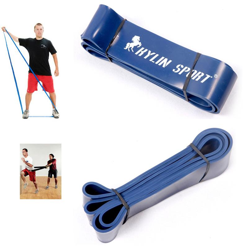 entrenamiento de resistencia elástica equipos bandas de energía de fuerza de la aptitud para el deporte kylin al por mayor y el envío libre