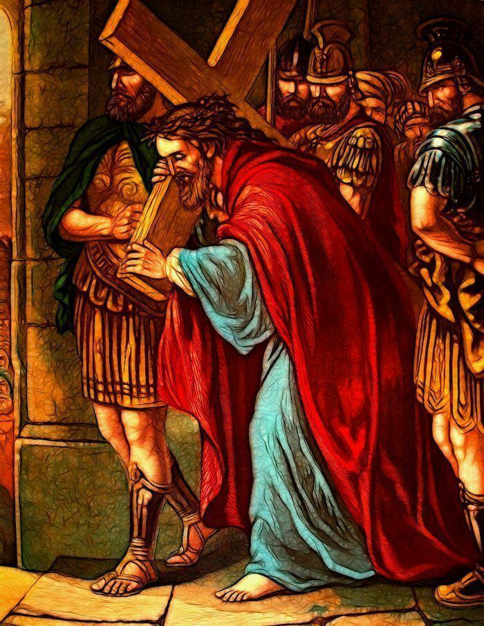 Jesus Cristo Mary Católica 20 arte Santo Wall Decor pintado à mão HD cópia da pintura a óleo sobre tela Wall Art Canvas Pictures 200804