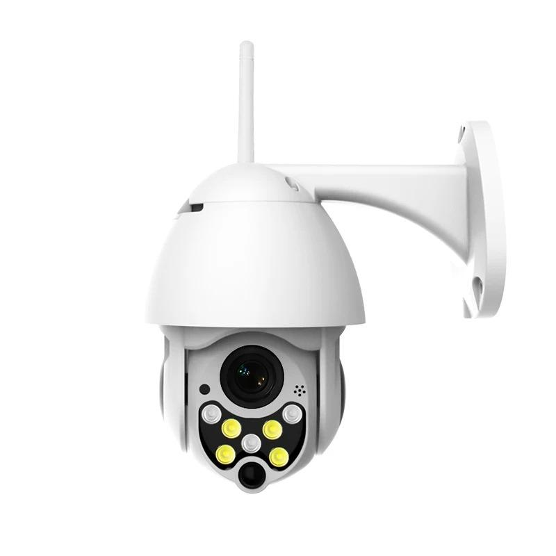 Funk-Außen 360-Grad-Überwachungskamera, Netzwerk wifi Handy, Fernnachtsicht, hochauflösendes Heimwasserdichte Satz