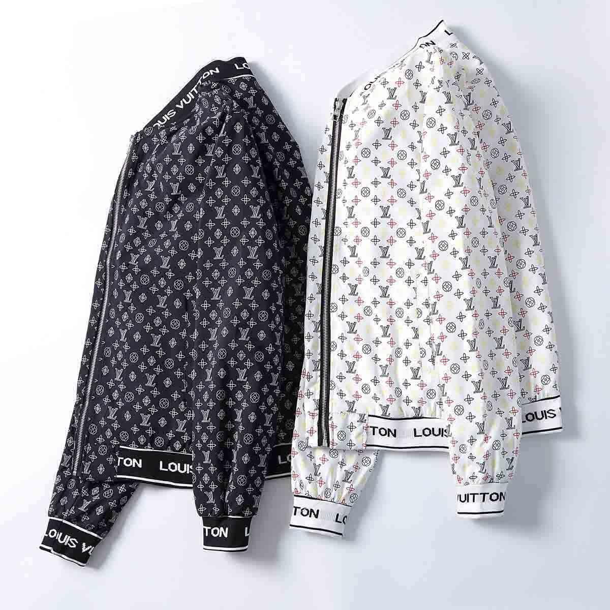 Avrupa İstasyonu Moda Ceket Paris Moda Trend Erkek Tasarım Medusa Ceket Sıcak Satış Baskılı Ceket Erkekler Hırka Zip