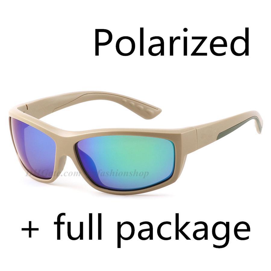 2020 Novos Óculos de Sol de Alta Qualidade Polarizada Marca Designer Sun Óculos para Homens Mulheres Casuais Ciclismo Ao Ar Livre Moda Eyewear