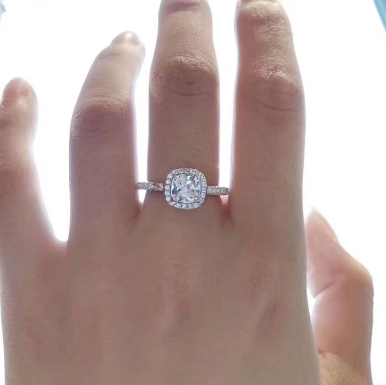2020 anillo de lujo de diseño shipping01 envío libre de la moda aniversario de boda anillo de compromiso anillo de diamantes de amor