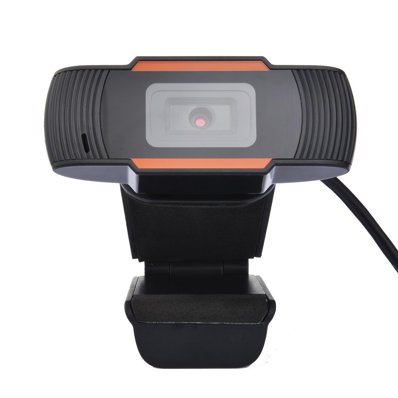 Venta caliente electrónica de la cámara giratoria Webcams Webcam accesorios de ordenador de red USB 2.0 de alta definición para Conferencia de la Red