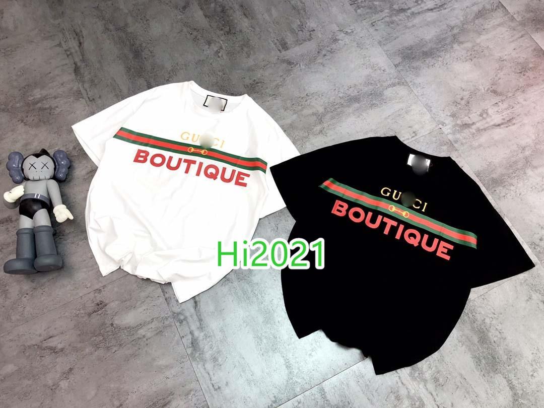alta mulheres finais algodão menina ocasional t-shirt carta tripulação tarja do arco-íris impressão manga curta no pescoço blusa pullover moda 2020 O projeto unisex topos