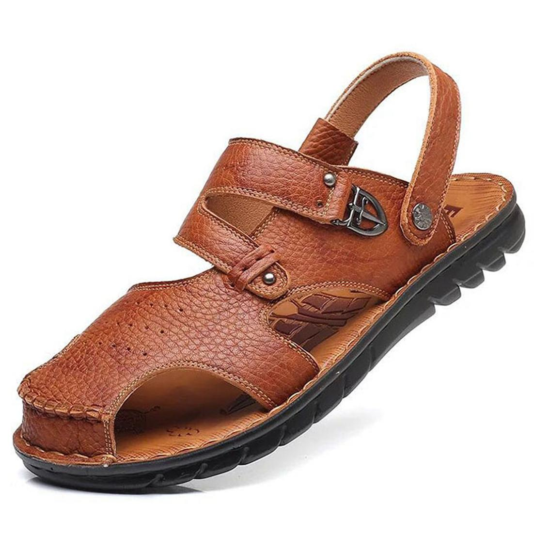 2020 lüks sihirli çubuk siyah beyaz cowskin gerçek deri platformu tasarımcı sandalet kadın moda ayakkabılar boyutu 35-41 tradingbear 11P646