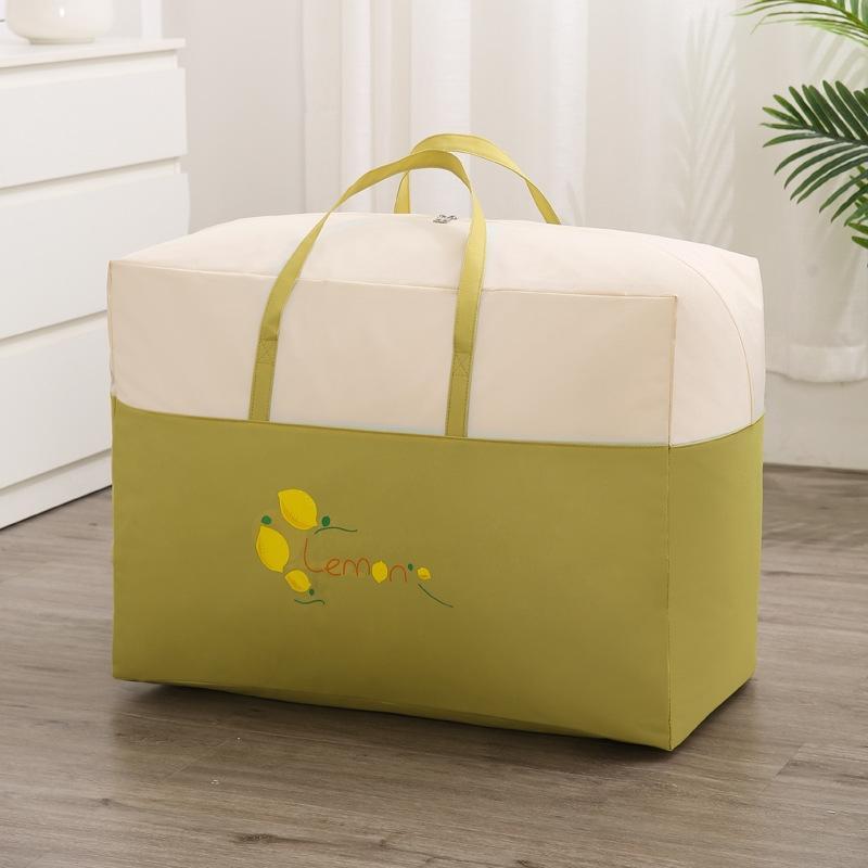 vestiti trapunta a prova di umidità di smistamento delle famiglie Packaging stoccaggio Stoccaggio sacchetto bagsolid trapunta dei bagagli di grandi dimensioni in movimento imballaggio del sacchetto