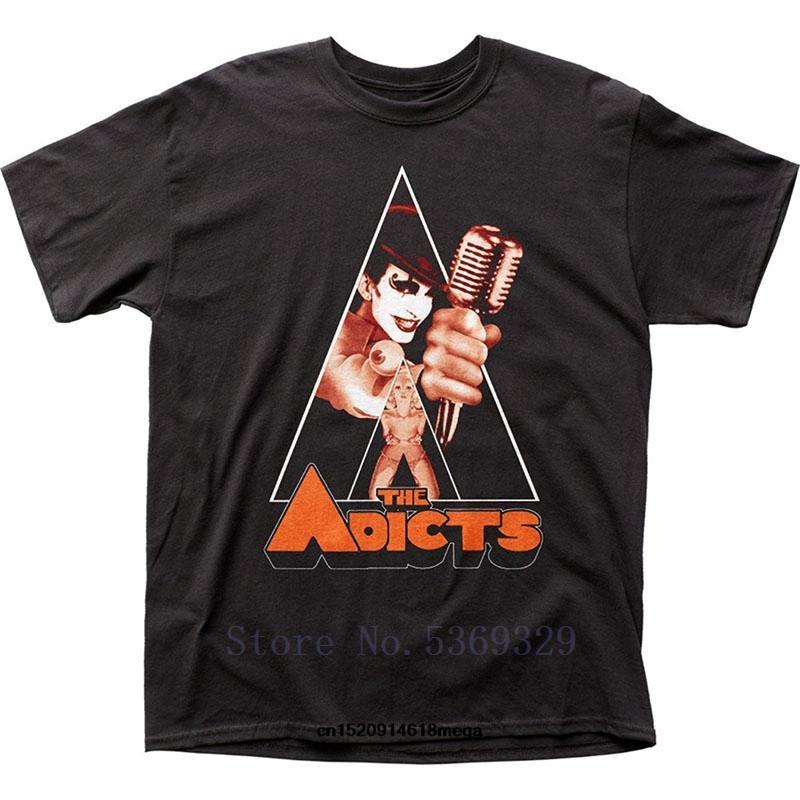 2020 drôle de style hommes T-shirt d'été de champignon Cravate T-shirt imprimé Tops d'été unisexe t-shirt O-cou décontracté
