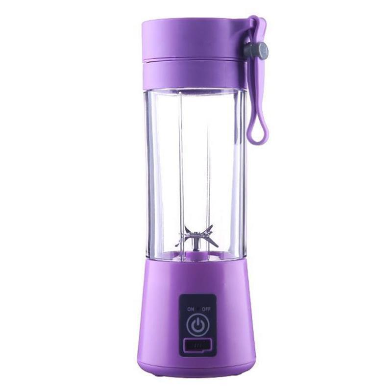 380ml Personal Blender Tools Portable Mini Blender USB Entsafter Cup Saftmaschine Flasche Obst Gemüse