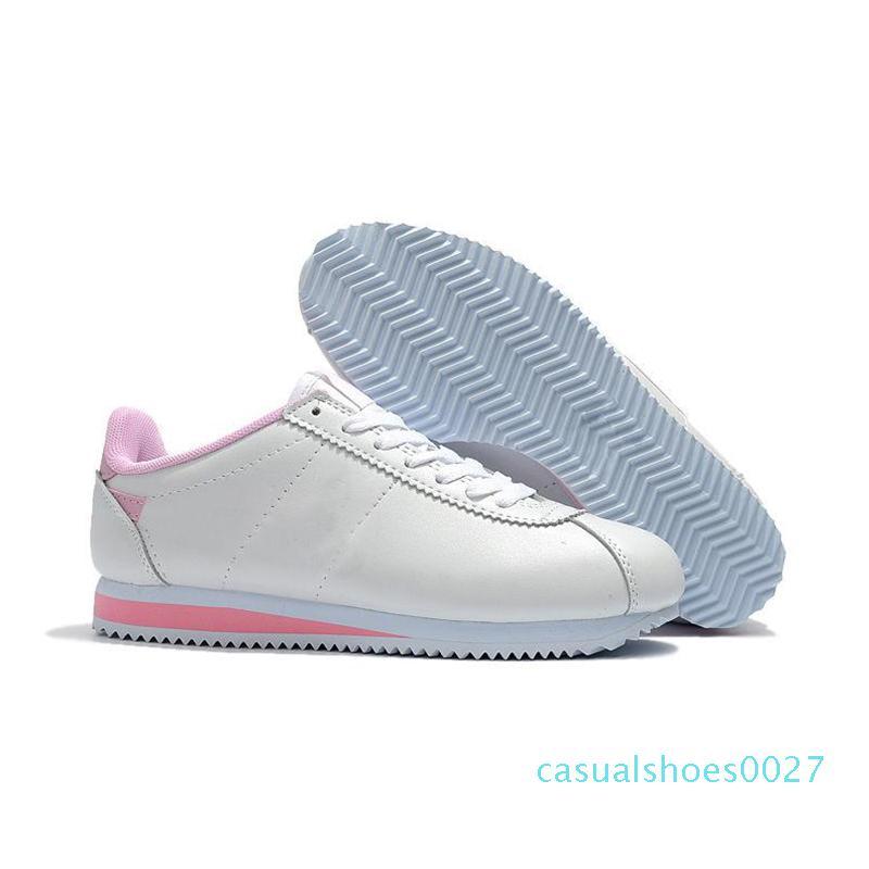 Erkekler Deri Cortez Spor New Kadın Cortez Ayakkabı Koşu Ayakkabı Chaussures Femme Bayan Tasarımcı Sneakers Boyutları Eu36-44 30f C27