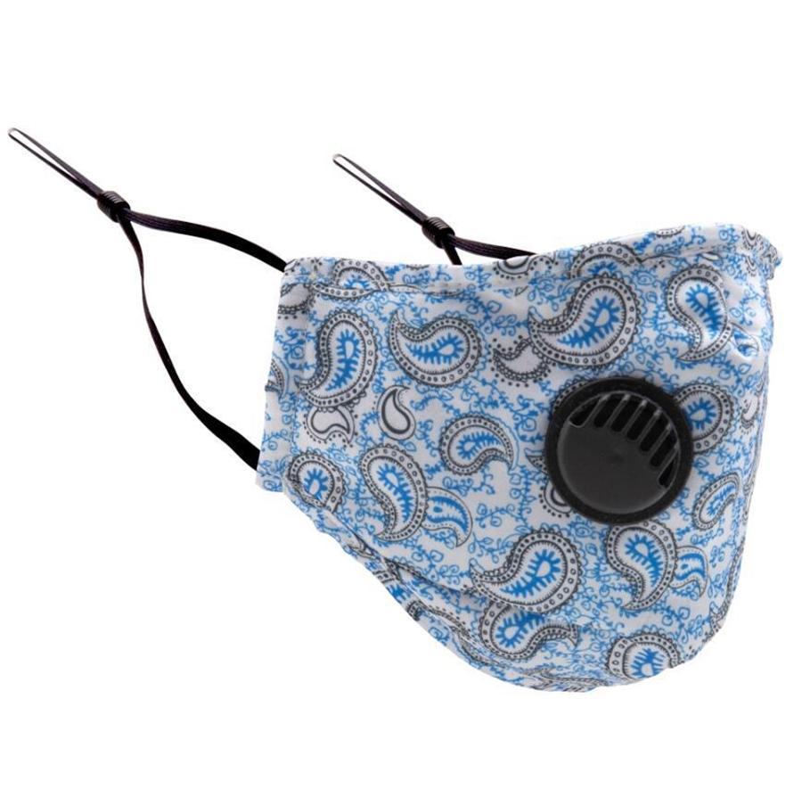 Designer Máscara Facial 3 Camada Máscaras Ear Loop-Boca Poeira Er 3-Ply Non-Woven Anti Poeira máscara parte macia respirável Outdoor # 112